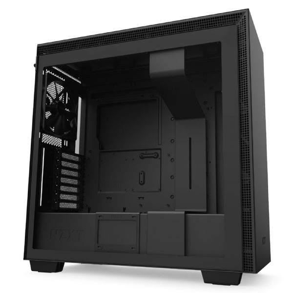 NZXT H710 Matte Black Mid Tower Case